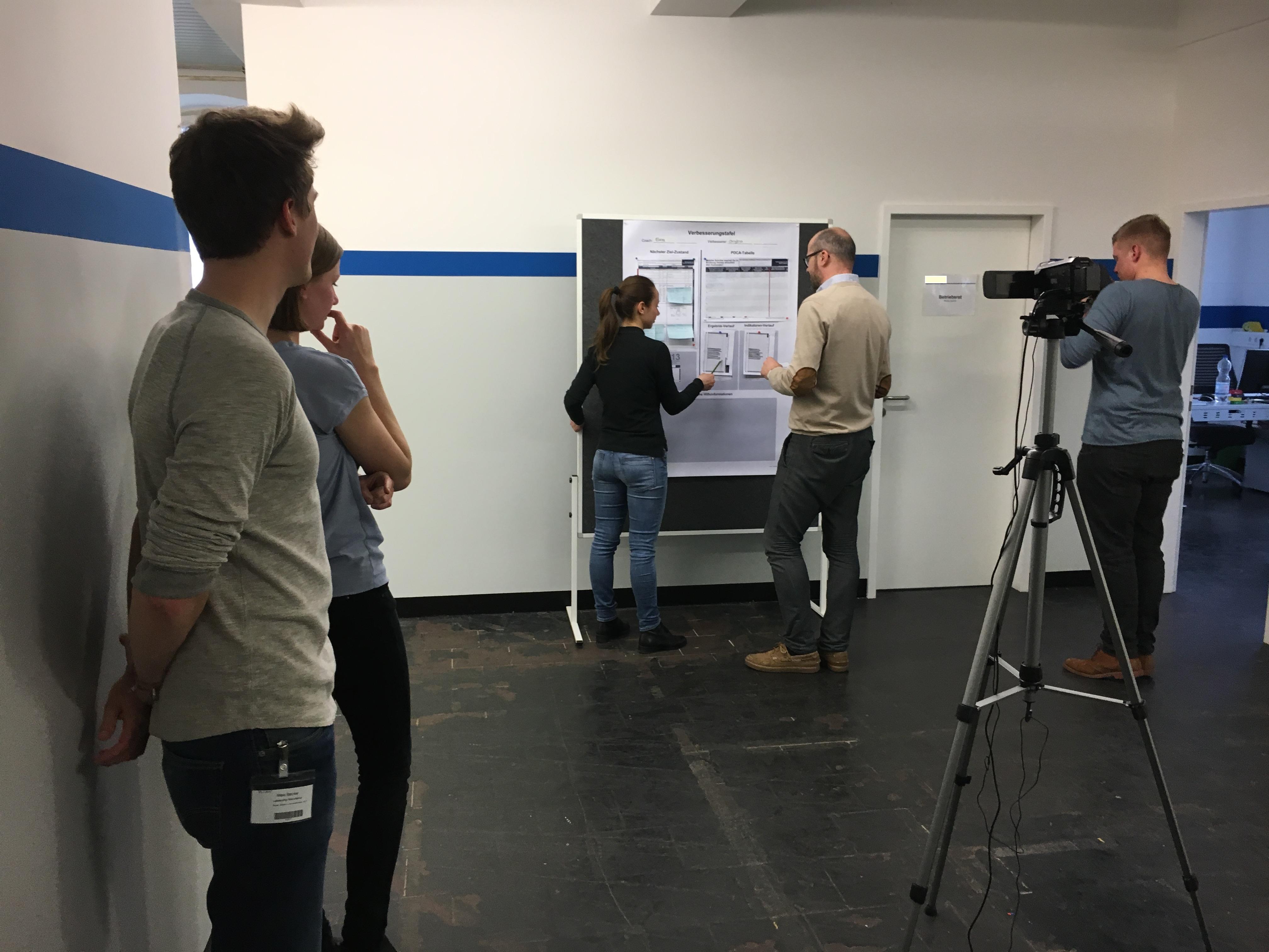Video Coachinggespräch
